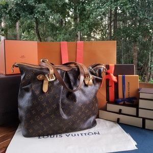 Louis Vuitton Palermo GM GENUINE